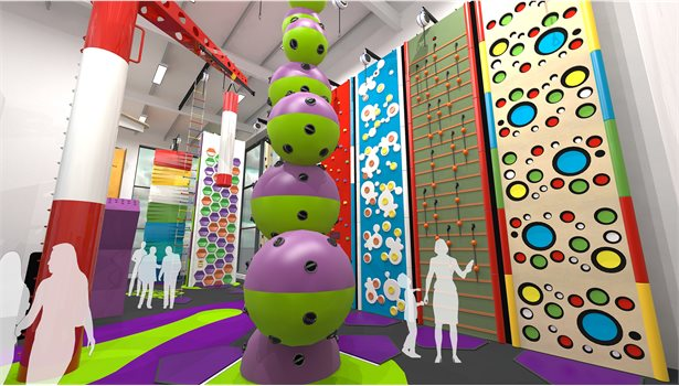 Dover District Leisure Centre Reaches New Heights With