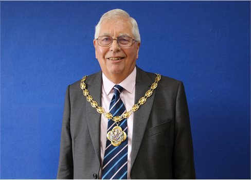 Cllr Mike Conolly - Chairman 2019