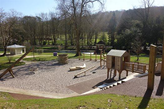Russell Garden play area