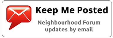Keep me posted - Neighbourhood forums