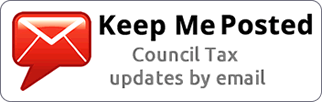 Council Tax updates by email