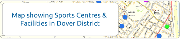 Sport Centres and Facilities Map