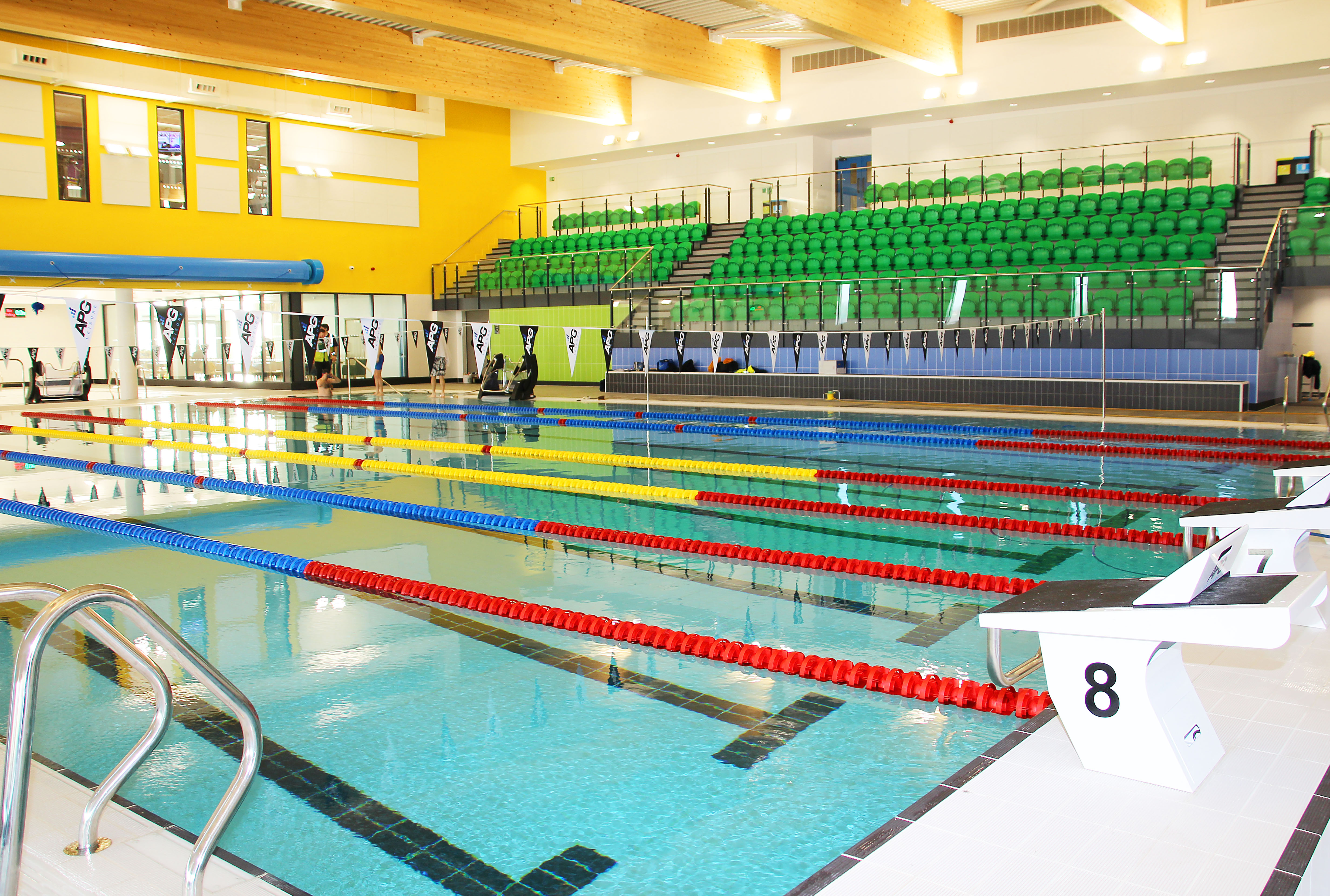 Dover district leisure centre - Bray swimming pool and leisure centre ...