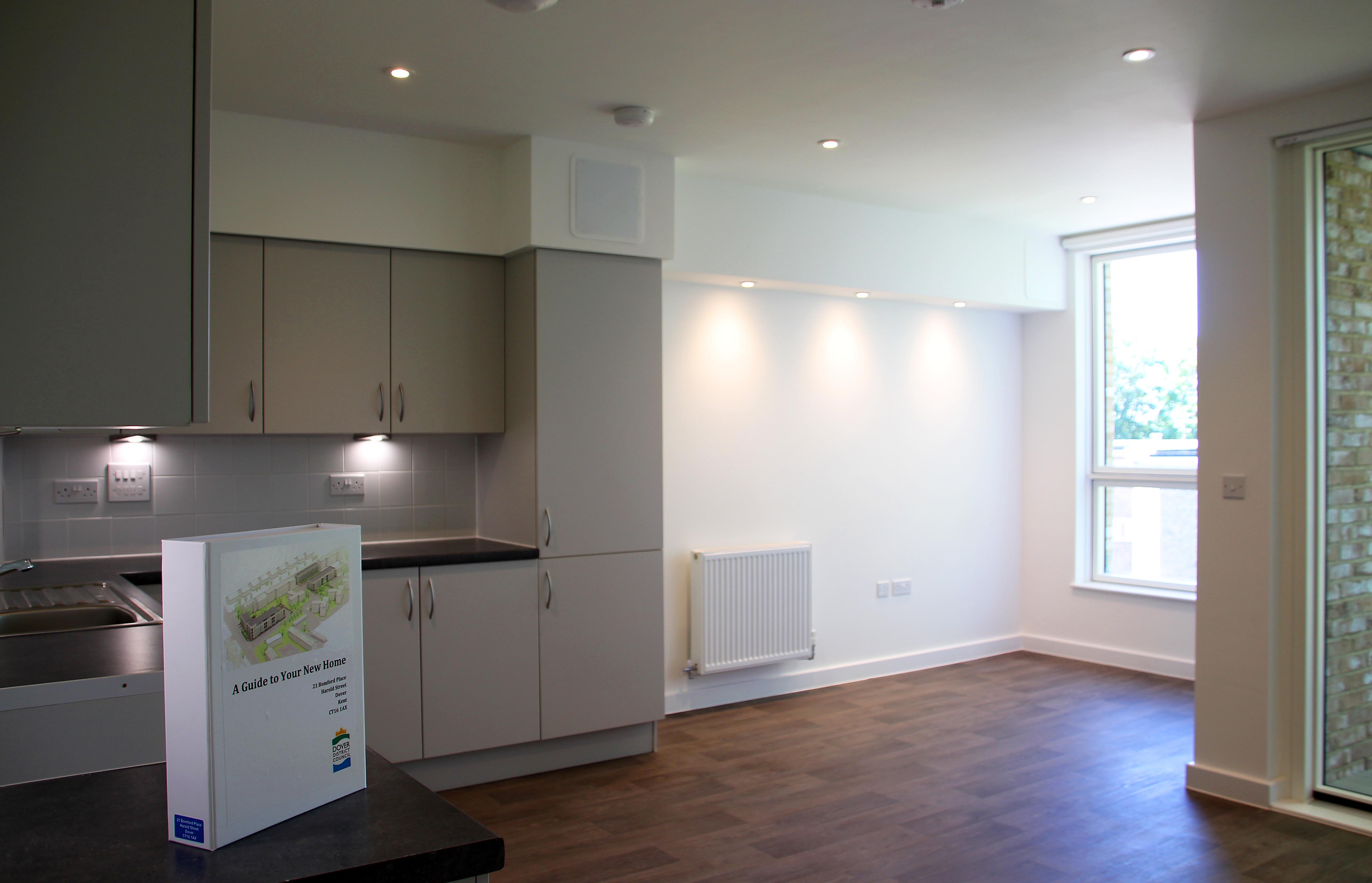 Bomford Place interior 1