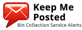 Bin collection alerts