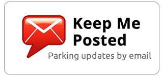 keep me posted - parking updates