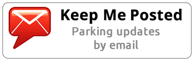 parking updates by email